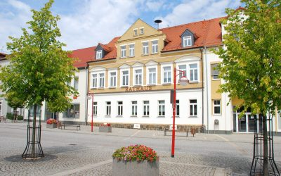 Brandis_Rathaus Stadt Brandis
