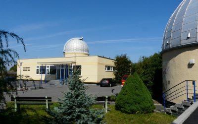 Rodewisch Sternwarte mit Planetarium